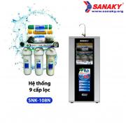 Máy lọc nước sạch tinh khiết RO Sanaky SNK-108N