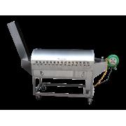 Máy nướng chả inox 15 xiên và quạt thổi LCH-15N1M