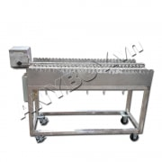 Lò nướng chả 60 xiên dài 23-24 cm LCH-60N1M