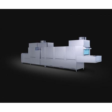 Máy rửa bát băng chuyền PMFE-1800GD thương hiệu PRIME công suất 2020 Racks/giờ