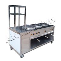 Bộ nồi nấu phở liền bàn 50-30-20 lít NP-3N100Lv3