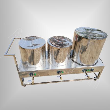 Bộ nồi nấu phở bằng điện 30L-30L-70L inox 304