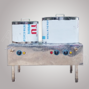 Bộ nồi phở inox 304 dùng điện 20L-50L