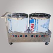 Bộ nồi phở inox dùng điện 80L-80L