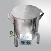 Nồi nấu phở thanh nhiệt inox 2 lớp 40 lít