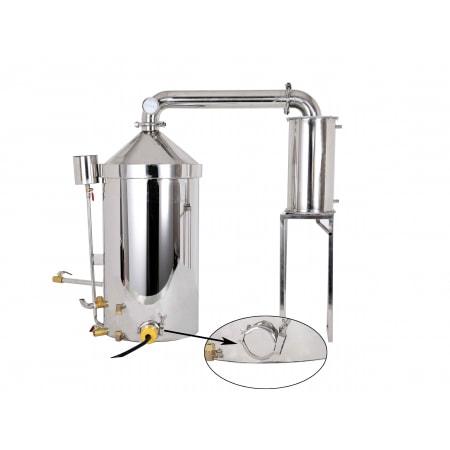 Nồi nấu rượu dùng điện 120 lít
