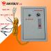 Tủ điện chuyển đổi nguồn và điều chỉnh tốc độ dùng cho lò nướng vịt mô tơ 12V