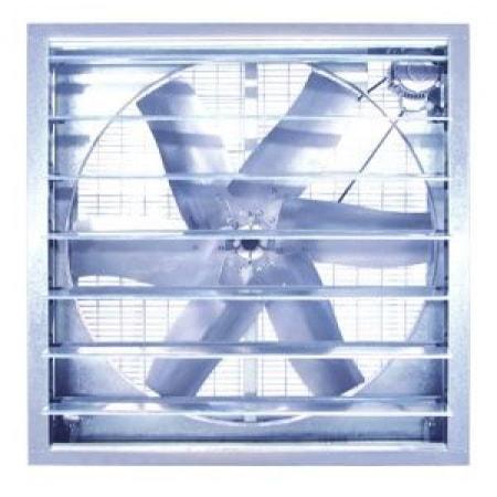 Quạt thông gió DETON vuông công suất lớn GFD 5.6#