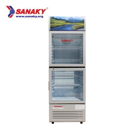 Tủ mát Sanaky Inverter VH-408W3