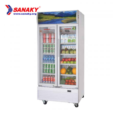 Tủ mát Sanaky Inverter VH-1209HP3