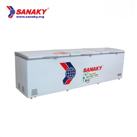 Tủ đông Sanaky VH-1399HY3 công nghệ inverter