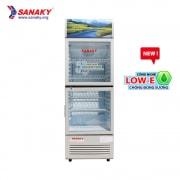 Tủ mát Sanaky Inverter VH-408W3L