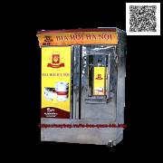 Tủ bia đứng 6B50L (Ngâm, bơm nước tuần hoàn)