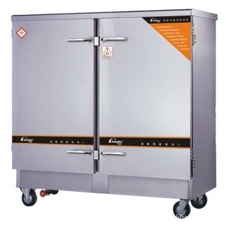 Tủ nấu cơm công nghiệp CH-F-600 24 khay gas