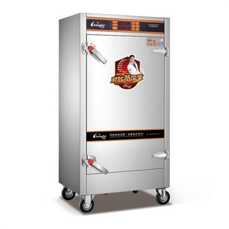 Tủ nấu cơm điện 12 khay CH-A-300 có bảng điều khiển điện tử