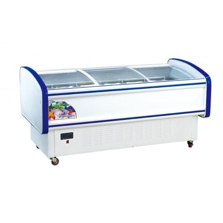Tủ trưng bày siêu thị 1.2m AB-DCT-12