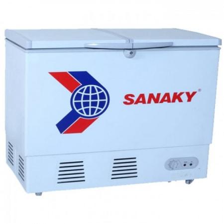 Tủ đông dàn nhôm Sanaky VH-255W