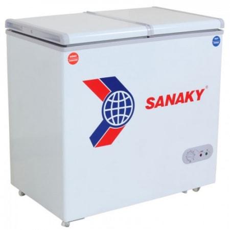 Tủ đông dàn nhôm Sanaky VH-230W