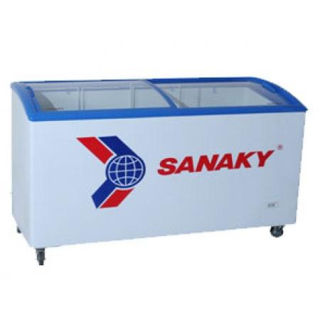 Tủ đông kính cong Sanaky VH-418K