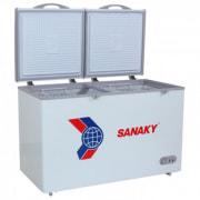 Tủ đông Sanaky VH-365W2 với 2 ngăn 2 chế độ