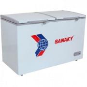 Tủ đông dàn nhôm Sanaky VH-568W