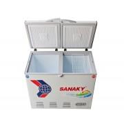 Tủ đông dàn đồng Sanaky VH-3699W