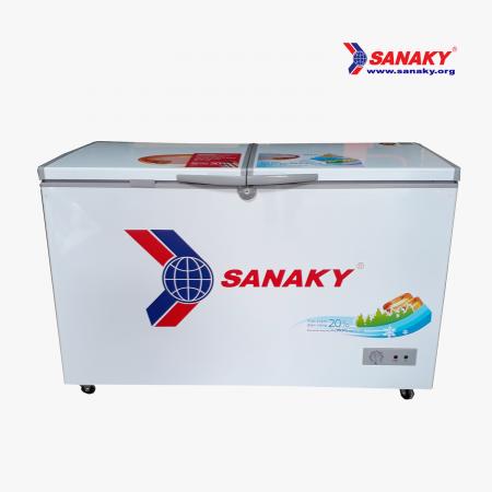 Tủ đông Sanaky SNK-4200A dàn đồng
