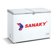 Tủ đông Sanaky VH-5699W dàn đồng