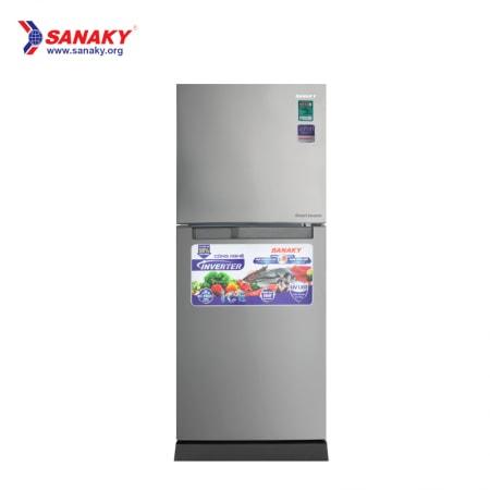 Tủ lạnh Sanaky Inverter VH-189HPN dung tích 180L