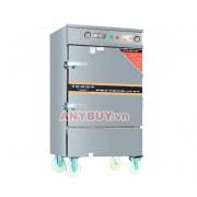 Tủ nấu cơm điện aptomat 8 khay