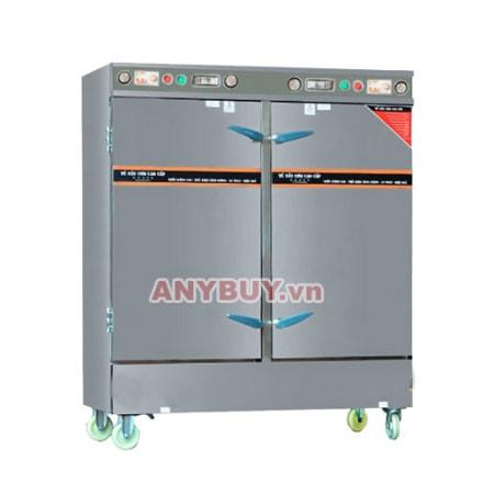 Tủ nấu cơm điện aptomat 24 khay