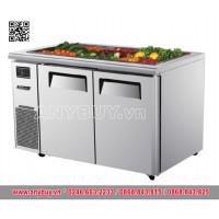 Bàn mát Salad inox TURBO AIR 2 cánh KSR15-2