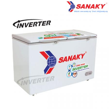 Tủ đông Sanaky Inverter VH-5699W3 2 chế độ
