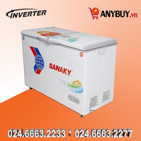 Tủ đông Inverter Sanaky VH-4099W3