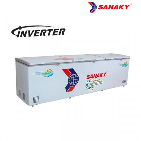 Tủ đông Sanaky VH-1199HY3 công nghệ inverter