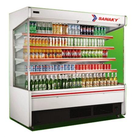 Tủ mát siêu thị Sanaky VH-25HP
