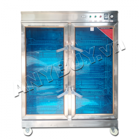 Tủ sấy bát cao tần 2 cánh kính 1200 lít TS-1200L2N3M