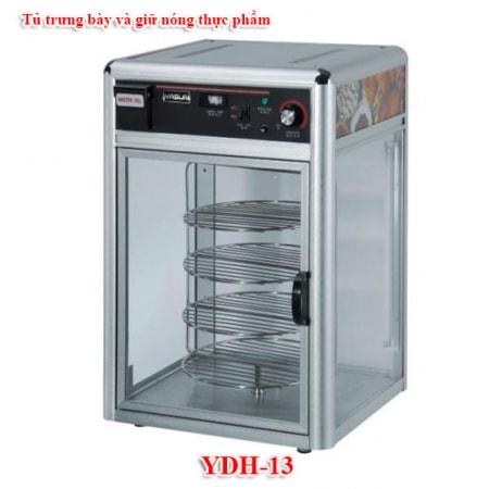 Tủ trưng bày và giữ nóng thực phẩm YDH-13