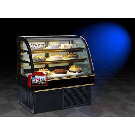 Tủ trưng bày bánh 3 tầng 12DQ-1.5M