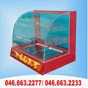 Tủ giữ nóng và trưng bày bánh DH-2P