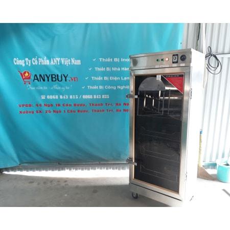 Tủ sấy inox công nghiệp 600 lít cánh kính AN-TS03