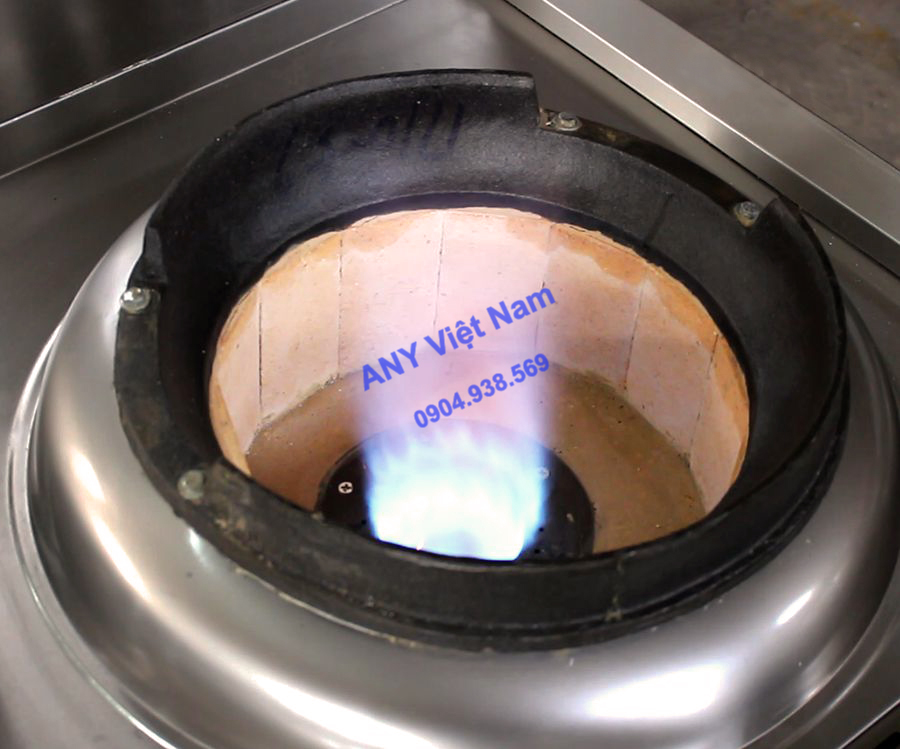 Ngọn lửa của Bếp Á