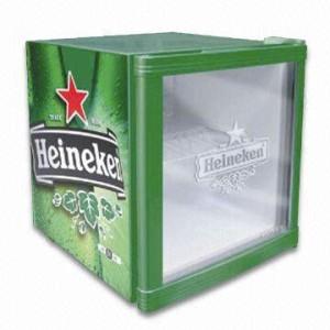 Mẫu tủ mát bia Henineken