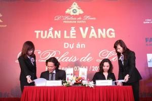 Ký kết Tân Hoàng Minh Group và Fagor Tristar