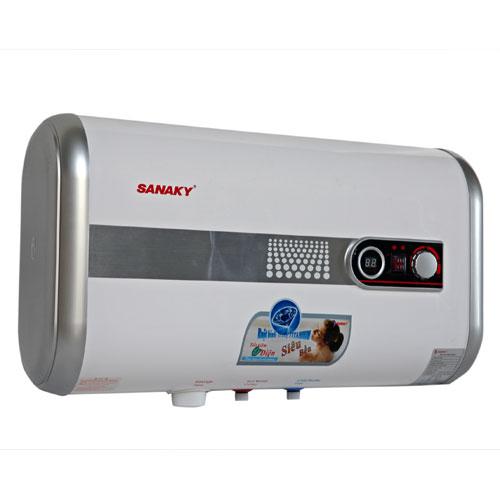 Bình nóng lạnh Sanaky an toàn, tiết kiệm điện, bảo hành 5 năm