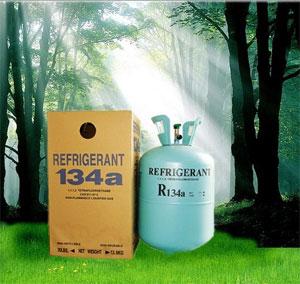 Gas R134A thân thiện với môi trường