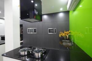 Một góc trong showroom Tân Đô