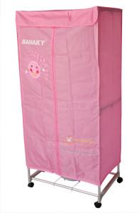 Máy sấy quần áo đa năng dạng tủ Sanaky