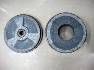 Máy xay bột gạo nước SX-12 đá