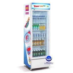 Bạn có thể đưa logo của mình lên các sản phẩm tủ đông, tủ mát ở cửa hàng
